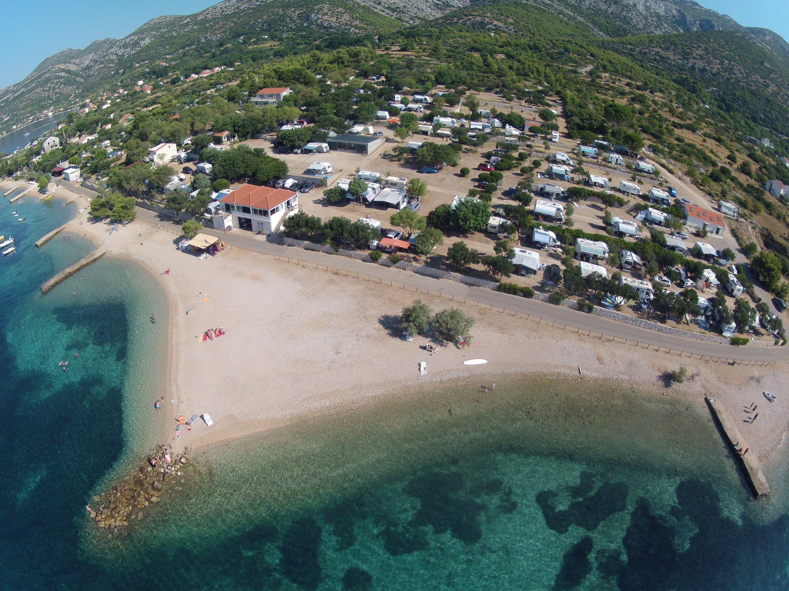 Windsurf Kitesurf Viganj Croatie