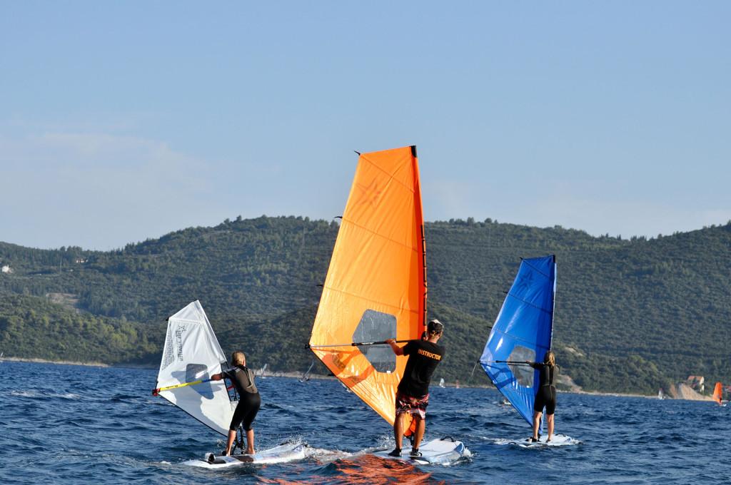 Wind & Kite surfing