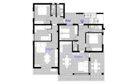 Apartments 3-4
